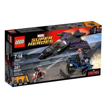 Конструктор LEGO Super Heroes Преследование Чёрной Пантеры 76047