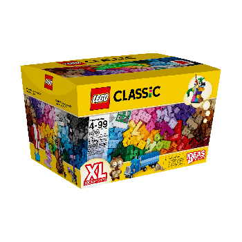 LEGO Classic Большая коробка для творчества 10705