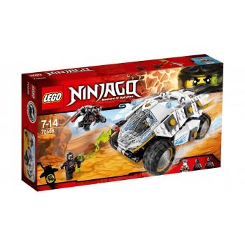 LEGO Ninjago Титановый вездеход ниндзя 70588