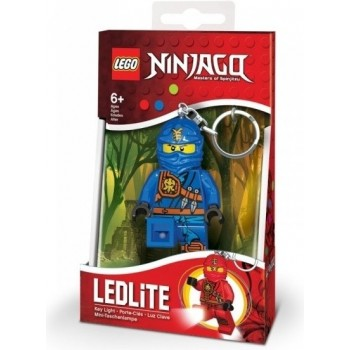 LEGO Ninjago Брелок-фонарик Джей (LGL-KE77J)