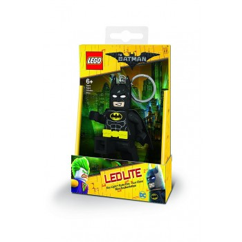 LEGO Batman Movie Брелок-фонарик Бэтмен (LGL-KE103)