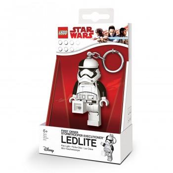LEGO Star Wars Брелок-фонарик Штурмовик палач Первого Ордена (LGL-KE115)