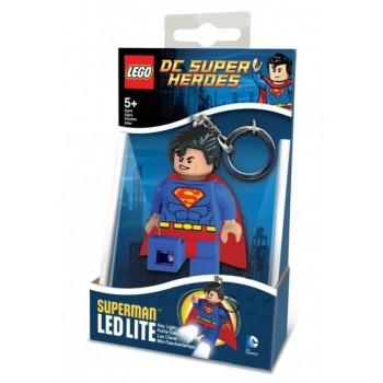 LEGO Super Heroes Брелок-фонарик Супермен (LGL-KE39)