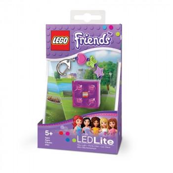 LEGO Friends Светодиодный брелок-фонарик с украшением (LGL-KE3F-BELL)