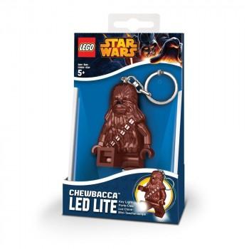 LEGO Star Wars Лего фонарик-брелок Чубакка (LGL-KE60-6-BELL)