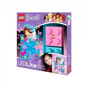 LEGO Friends Светодиодный ночник Оливия (LGL-NI3O)