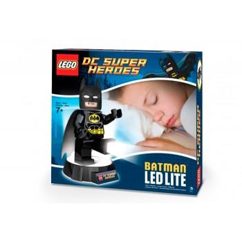 """Фонарик Лего Супер Герои """"Бэтмен"""" с батарейкой"""