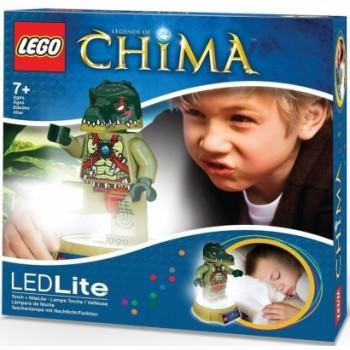 LEGO CHIMA Настольная лампа Краггер (LGLTOB16-BELL)