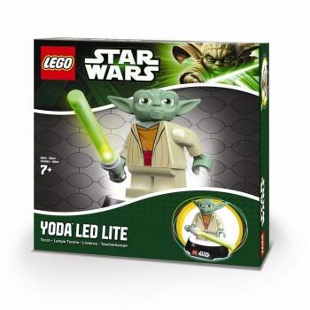 LEGO Star Wars настольная лампа Йода (LGL-TOB6-BELL)