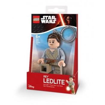 LEGO Star Wars Брелок-фонарик Рей (LGL-KE102)