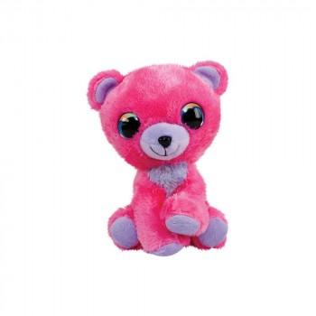 Мягкая игрушка Lumo Stars Медведь Rasberry классическая (15 см) 54967