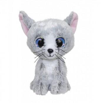 Мягкая игрушка Lumo Stars Кот Katti классическая (15 см) 54991
