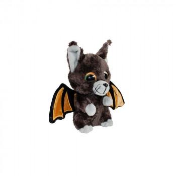 Мягкая игрушка Lumo Stars Летучая мышь Battis классическая (15 см) 55343