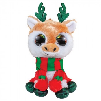 Мягкая игрушка Lumo Stars Олень Jul классическая (15 см) 55739