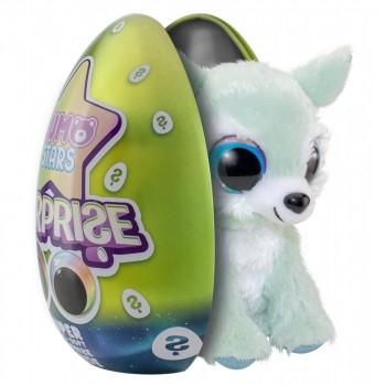 Мягкая игрушка Lumo Stars сюрприз в яйце Leaf 55775