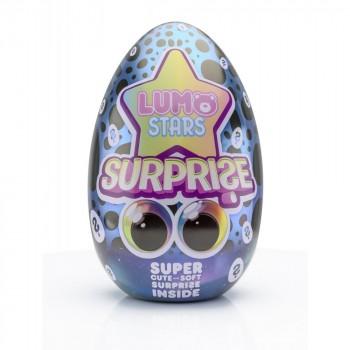 Мягкая игрушка Lumo Stars сюрприз в яйце Кот Kitty 56157
