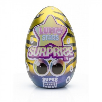 Мягкая игрушка Lumo Stars сюрприз в яйце Лисичка Hunter 56158
