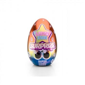 Мягкая игрушка Lumo Stars сюрприз в яйце Волк Coral 56368