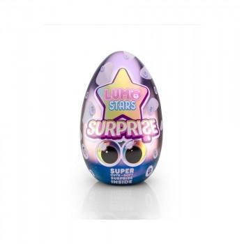 Мягкая игрушка Lumo Stars сюрприз в яйце Далматинец Minnie 56369