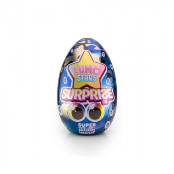 Мягкая игрушка Lumo Stars сюрприз в яйце Выдра Olie 56370
