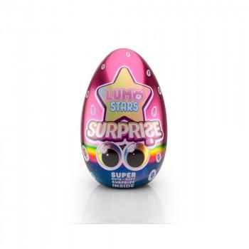 Мягкая игрушка Lumo Stars сюрприз в яйце Панда Rosa 56371