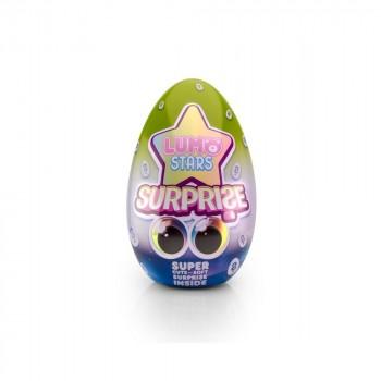 Мягкая игрушка Lumo Stars сюрприз в яйце Поросенок Olive 56373