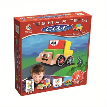 Smart Games Шустрые машинки SG 014