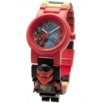 LEGO Часы наручные Smartlife Ninjago Кай 8020547
