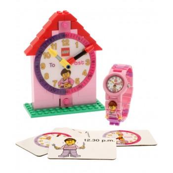 LEGO Набор часов для девочек Smartlife 9005039