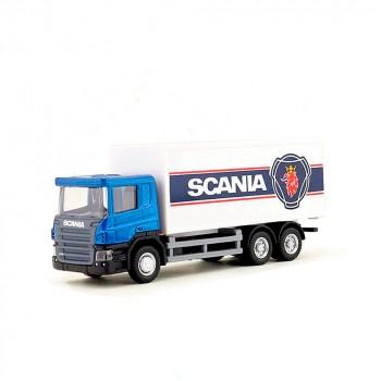 Машинка Scania 20-футовый контейнер (144002)