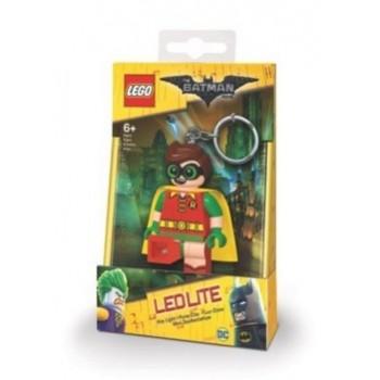 LEGO Batman Movie Брелок-фонарик Робин (LGL-KE105)
