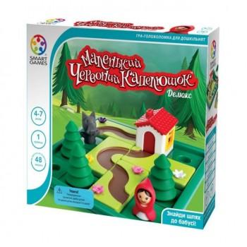 Настольная игра Smart Games Маленькая Красная Шапочка  SG 021 UKR