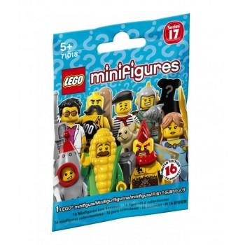 Минифигурки LEGO - 17 Серия LEGO «Minifigures» 71018