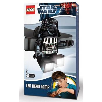 LEGO Star Wars  Фонарик на голову Дарт Вейдер (LGL-HE3) (УТ)