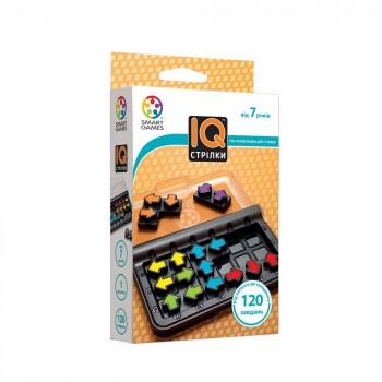 Настольная игра Smart Games IQ Стрелки SG 424 UKR