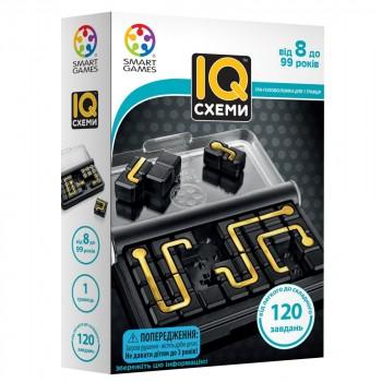 Настольная игра Smart Games IQ Схемы SG 467 UKR