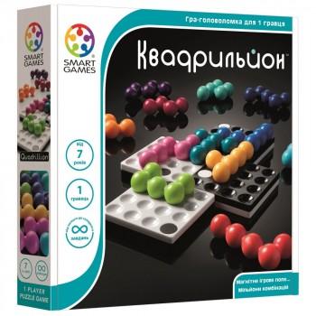 Настольная игра Smart Games Квадриллион SG 540 UKR