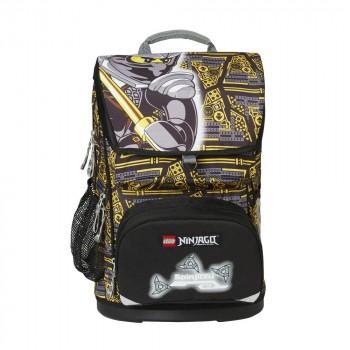 LEGO Ранец школьный Ninjago Коул 30л с сумкой для обуви (20013-1714)