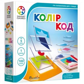 Smart Games Цвет-код SG 090 UKR