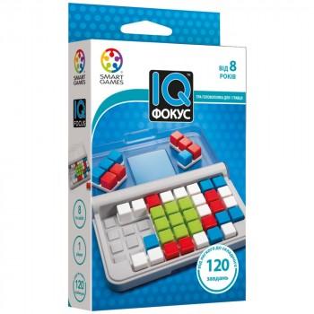 Настольная игра Smart Games IQ ФОКУС SG 422 UKR