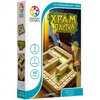 Настольная игра Smart Games Храм-ловушка SG 437 UKR