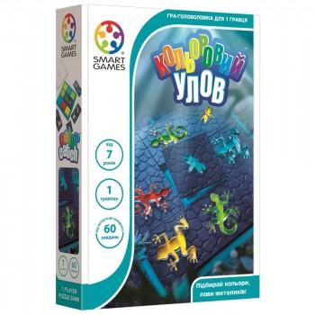 Настольная игра Smart Games Цветной улов SG 443 UKR