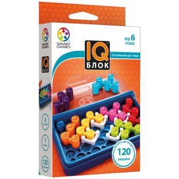 Настольная игра Smart Games IQ Блок SG 466 UKR