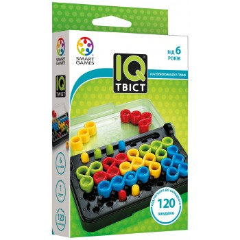 Smart Games IQ Твист SG 488 UKR-