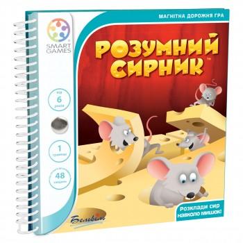 Настольная игра Smart Games Умный сырник SGT 250 UKR