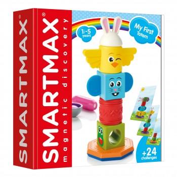 SmartMax Магнитный конструктор Мой первый тотем (SMX 230)