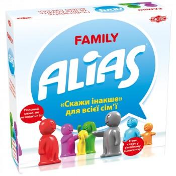 Настольная игра Tactic Элиас Семейный 54336