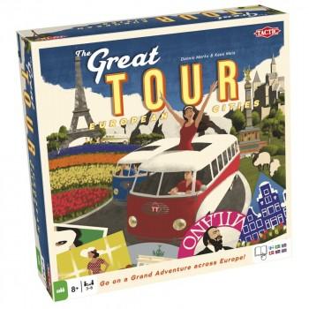 Настольная игра Tactic Чудесное путешествие (мульти) 55402