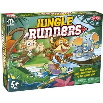 Настольная игра Tactic Гонки по джунглям Jungle Runners 55397