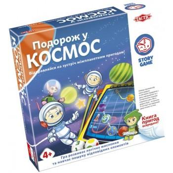 Настольная игра Tactic Путешествие в космос 55686